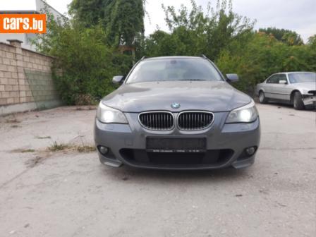 BMW 535 Бмв е61 3.5д 272к photo