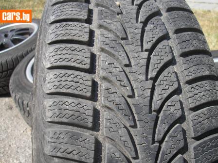 Зимни гуми Nokian с джанти photo