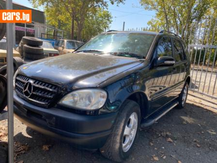 Mercedes-Benz ML 270 CDI photo