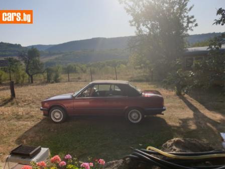 BMW 320 Cabrio photo