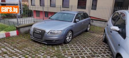 Audi A6 Allroad 2.7 TDI photo