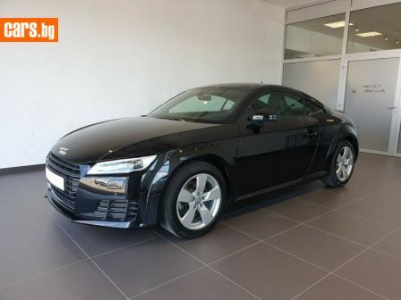 Audi TT 2.0 TFSI photo