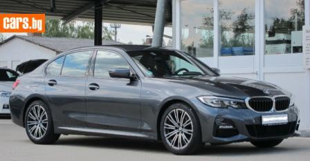 BMW 320 320d M-Sport photo