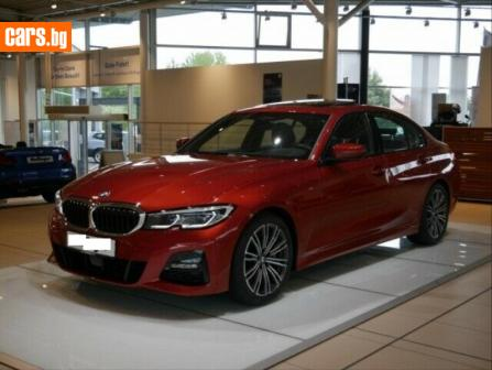 BMW 330 330d M Sport photo