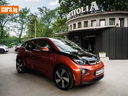 BMW i3 photo