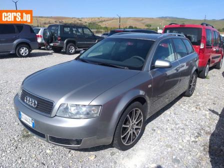 Audi A4 1.9 TDI photo