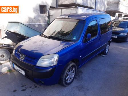 Peugeot Partner 1.9 d photo