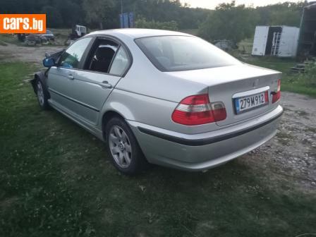 BMW 320 ляв волан photo