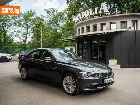 BMW 328 i xDrive Luxury Line photo