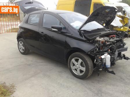 Renault Zoe 10. photo