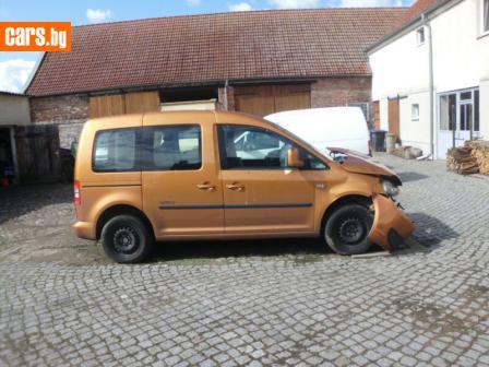 VW Caddy Life 1.2TSI, 86кс. photo