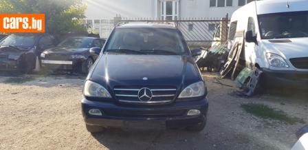 Mercedes-Benz ML 400 4.0 CDi photo