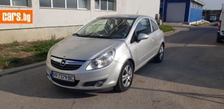 Opel Corsa 1.7 CDTi photo