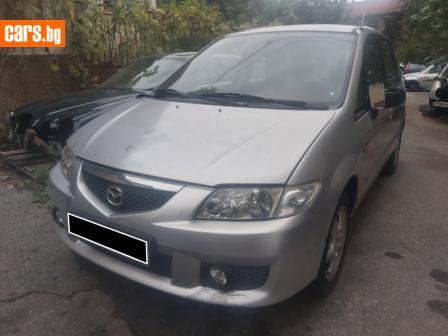 Mazda Premacy 2.0 D photo