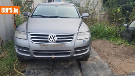 VW Touareg 2.5 R5 photo