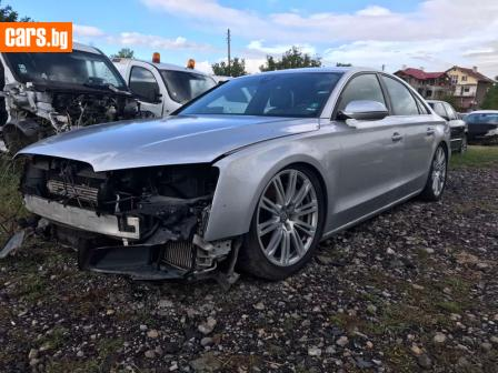 Audi A8 4.2TDI photo