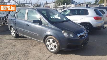 Opel Zafira 1.9 photo