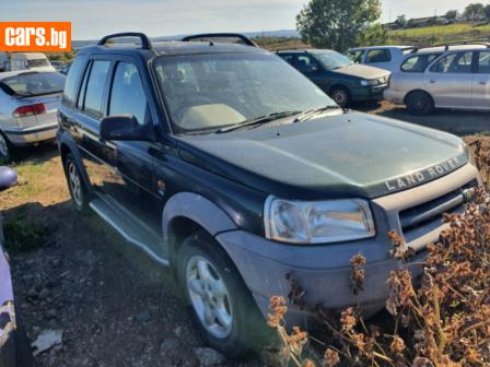 Land Rover Freelander photo
