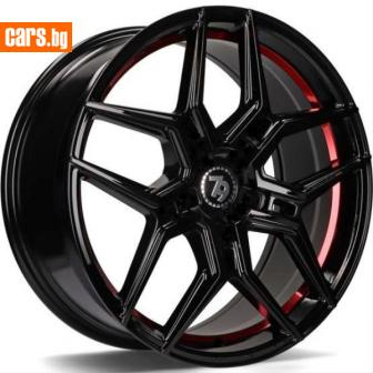 "18"" Джанти EVO Мерцедес 5X112 Mercedes W204 W205 W211 W212 W213 A CLS Vossen EVO4  photo"
