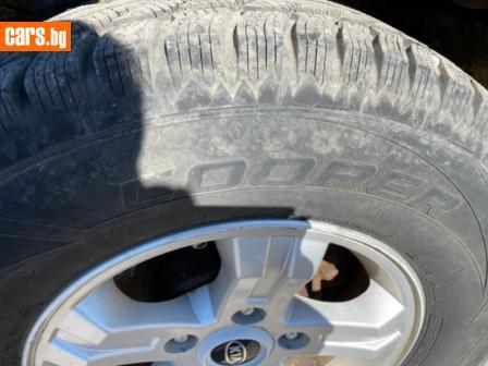 Джанти с гуми за kia sorento photo