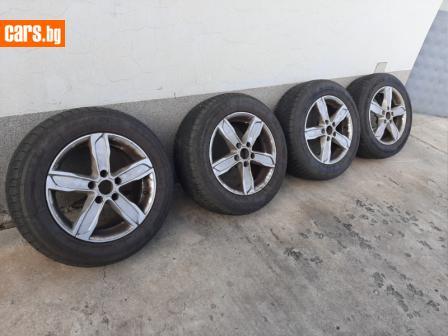 "4бр.ал.джанти за Vw,Audi,Seat,Skoda,Mercedes 5x112 16"" photo"