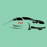 133 logo